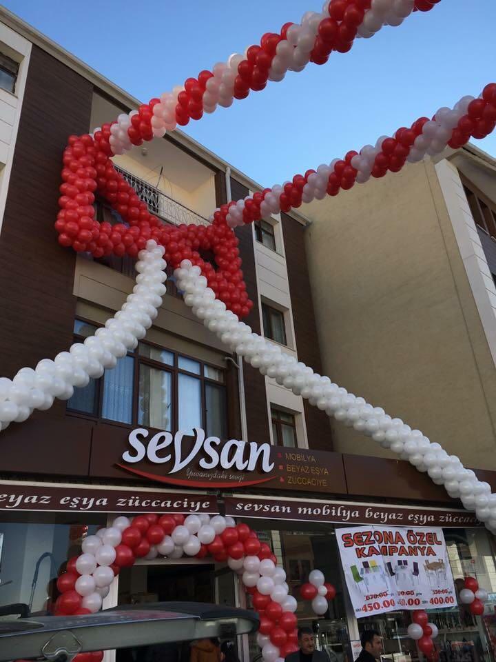 Ankara Balon Süsleme